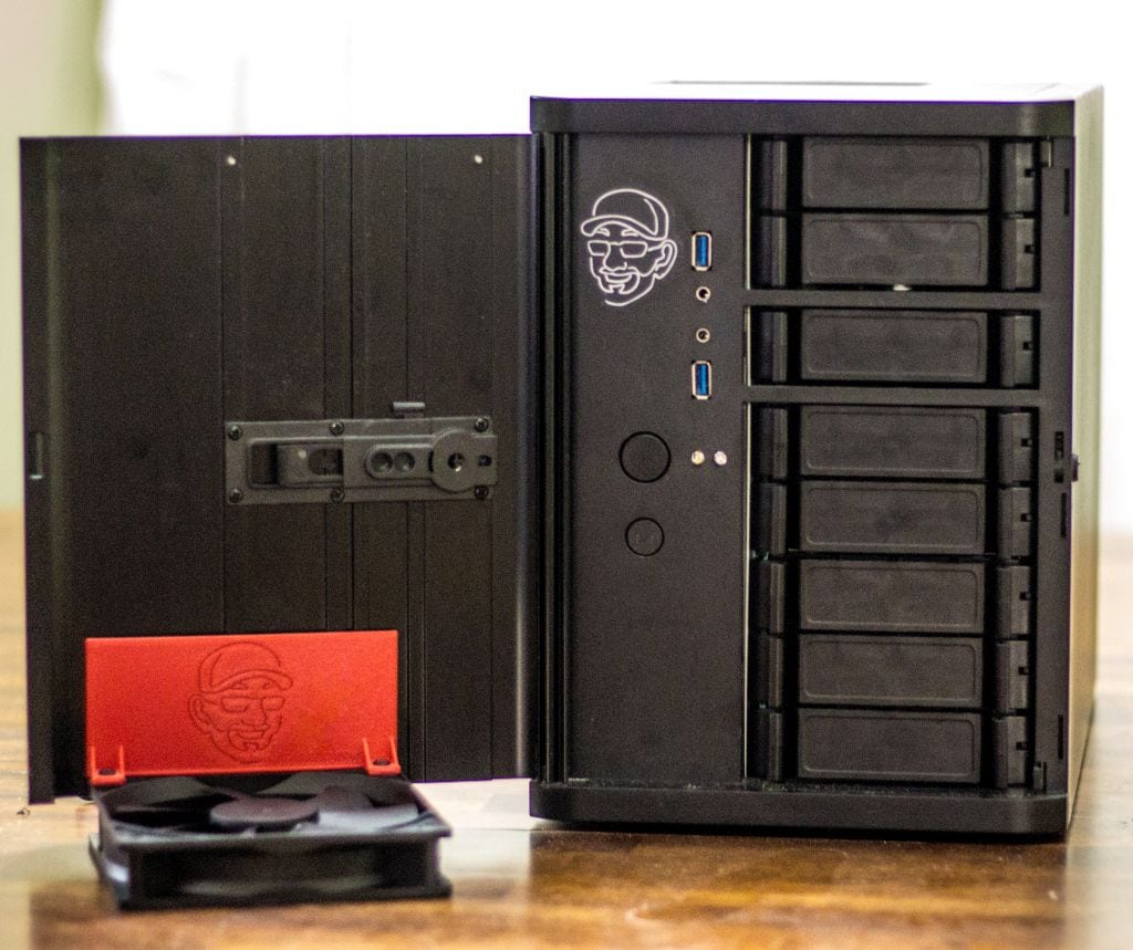 Brian S Top Three Diy Nas Cases As Of 2019 Butter What